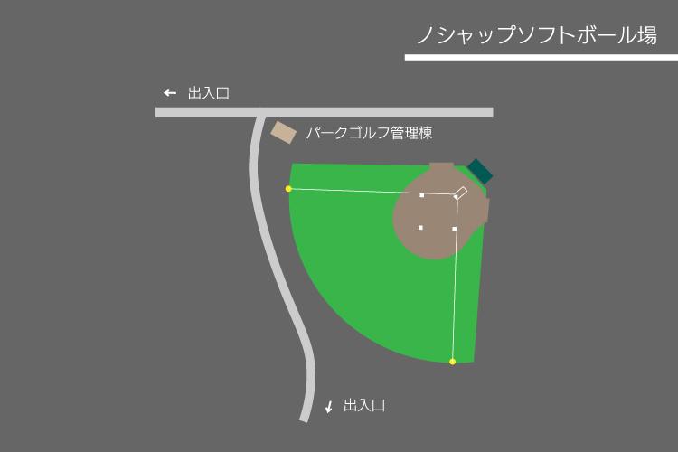 ノシャップパークゴルフ場図面