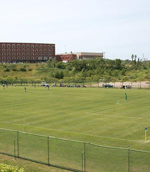 若葉球技場
